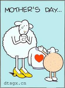 好感人的母亲节礼物 漫画,搞笑图片图片